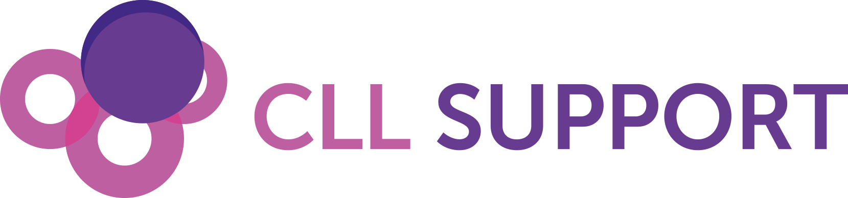CLL Support Logo